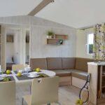 Verhuur-stacaravan-groot-comfort-3-slaapkamers-Le-Tropicana