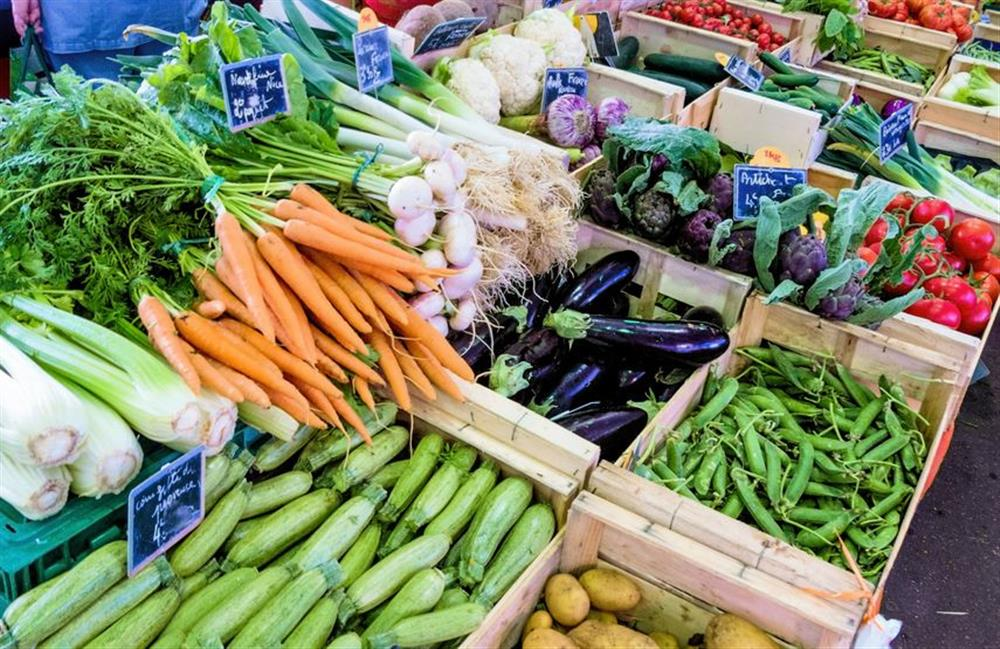 Local products Saint Jean de Monts markets Le Tropicana