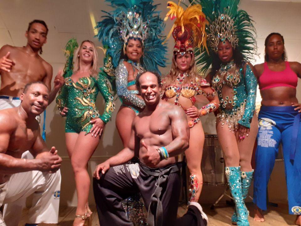 camping 5 étoiles saint jean de monts avec spectacles carnaval Le Tropicana