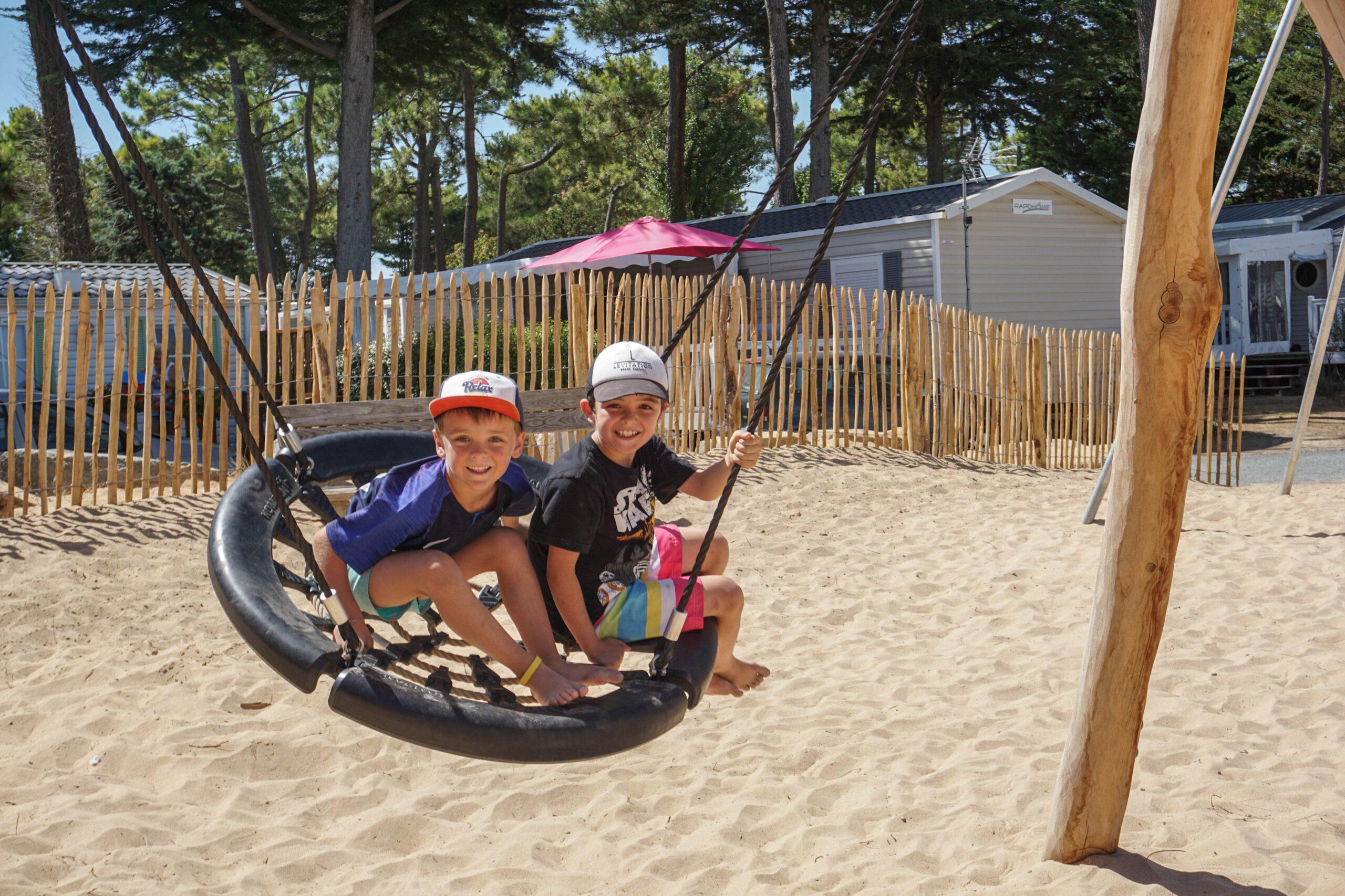 camping 5 étoiles saint jean de monts pour enfants Le Tropicana
