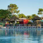 camping saint jean de monts avec piscine chauffée Le Tropicana