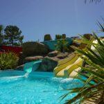 vacances vendée avec toboggan aquatique Le Tropicana