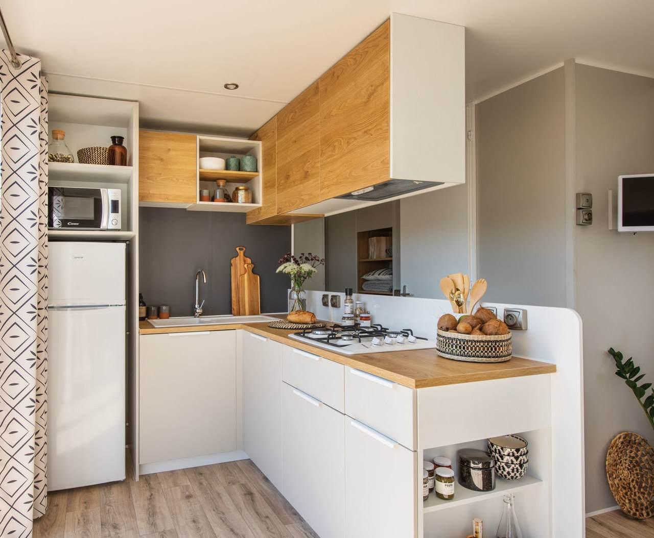 Cuisine-prestige-luxe-confort-camping-cinq-étoiles