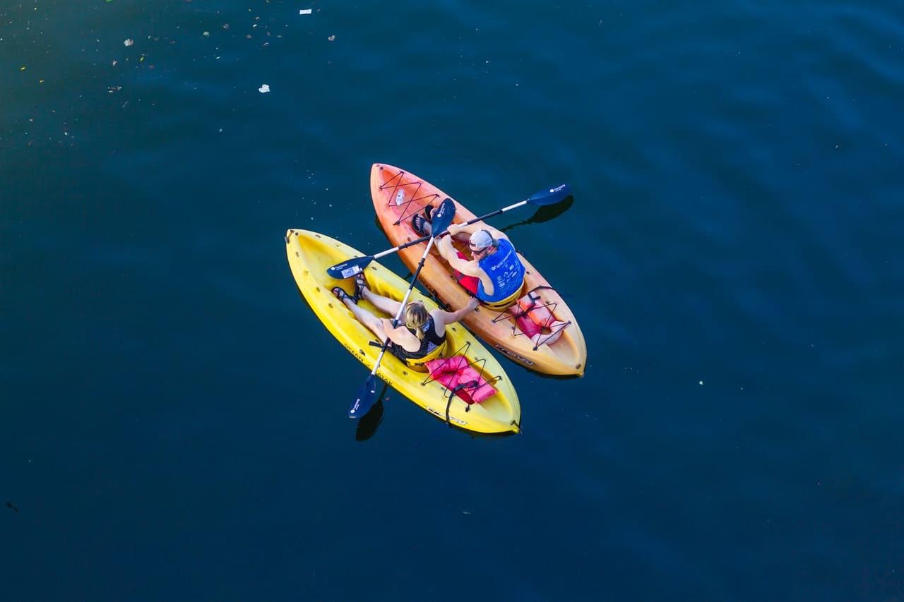 Kayak à Saint-Jean-de-Monts | Le Tropicana